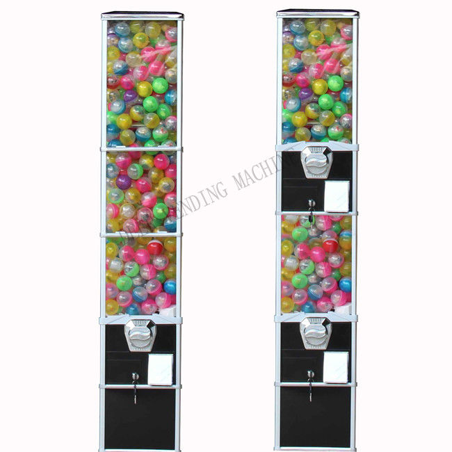 "2.5"" 158cm Acorn Capsule Vending Machine For Exhibition Show"